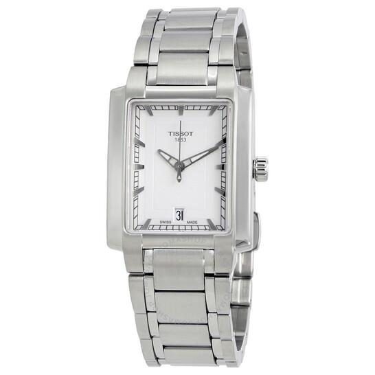 Tissot TXL Silver Dial Ladies Watch T061.310.11.031.00 | Joma Shop