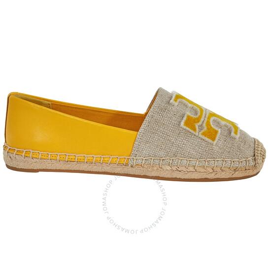 Tory Burch Ladies Beige Flats, Brand Size 6 | Joma Shop