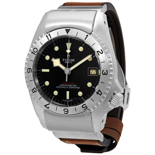 Tudor M70150-0001 Heritage Black Bay Black Dial Men's Watch