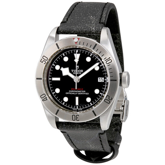 Tudor Heritage Black Bay Automatic Chronometer Black Dial Men's Watch M79730-0005   Joma Shop