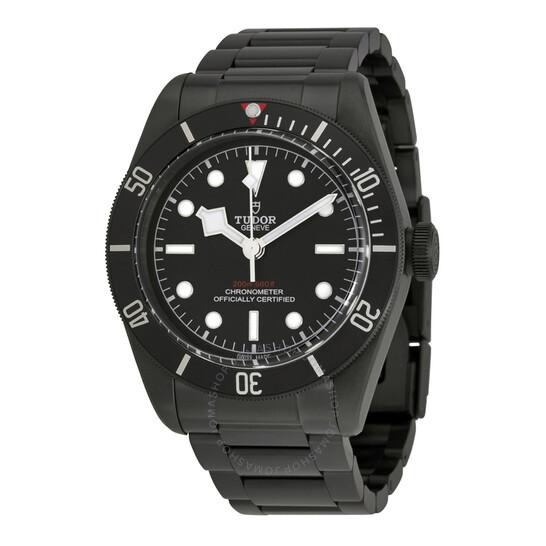 Tudor Heritage Automatic Chronometer Black Dial Men's Watch M79230DK-0008 | Joma Shop