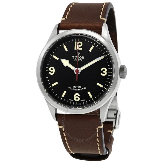 Tudor Heritage Ranger Automatic 41 mm Black Dial Men's Watch M79910-0013 | Joma Shop