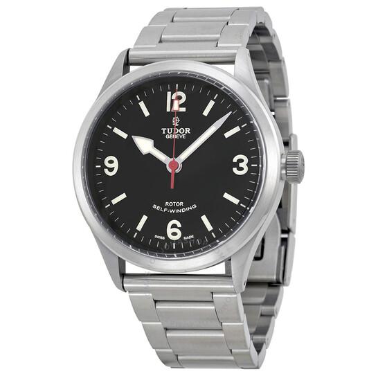 Tudor Heritage Ranger Black Dial Automatic 41 mm Men's Watch M79910-0011 | Joma Shop