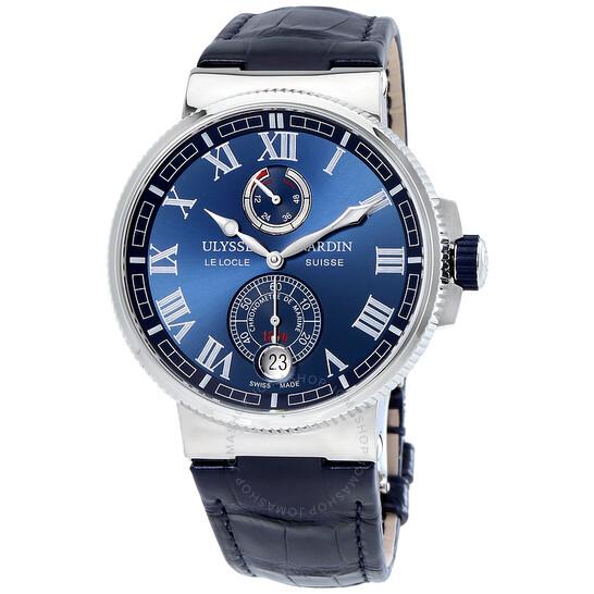 Ulysse Nardin Marine Automatic Men's Watch 1183-126/43 | Joma Shop