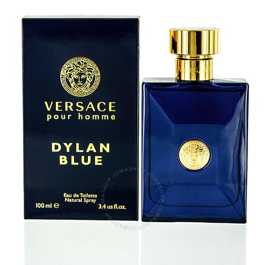 Versace Dylan Blue by Versace EDT Spray 3.4 oz (100 ml) (m) | Joma Shop