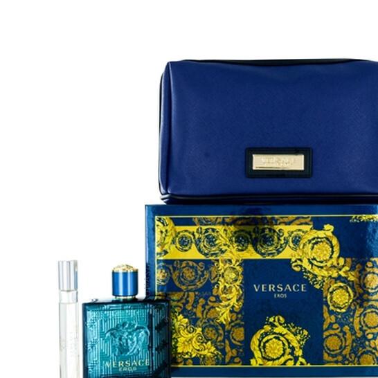 Versace Eros Men / Versace Travel Set (m) | Joma Shop