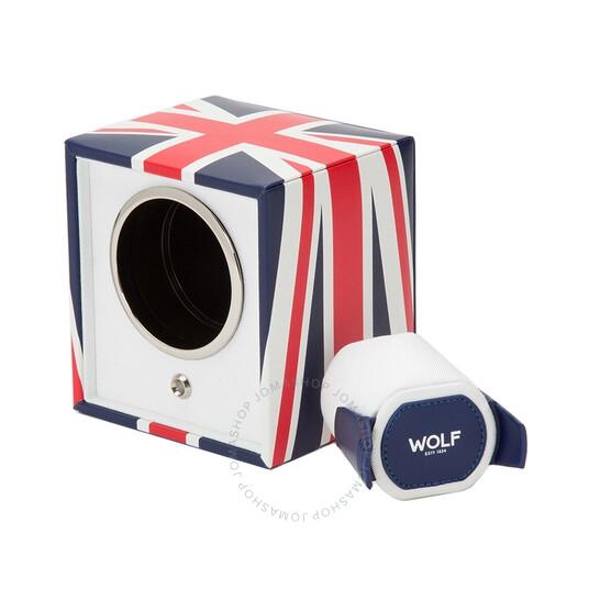 Wolf Limited Edition British Navigator Winder 462404 | Joma Shop
