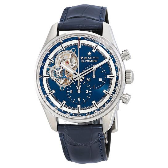 Zenith Chronomaster El Primero Chronograph Automatic Men's Watch 03.20416.4061/51.C700 | Joma Shop