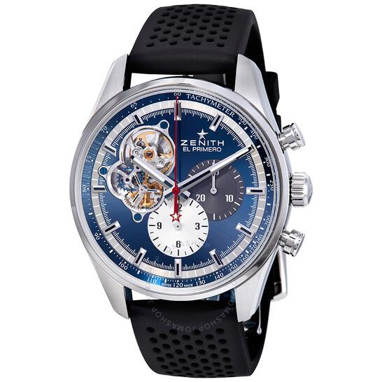 Zenith El Primero Chronomaster 1969 Chronograph Automatic Men's Watch 03.2040.4061/52.R576   Joma Shop