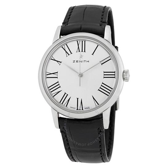 Zenith Elite Automatic Silver Dial Men's Watch 03.2290.679/11.C493 | Joma Shop