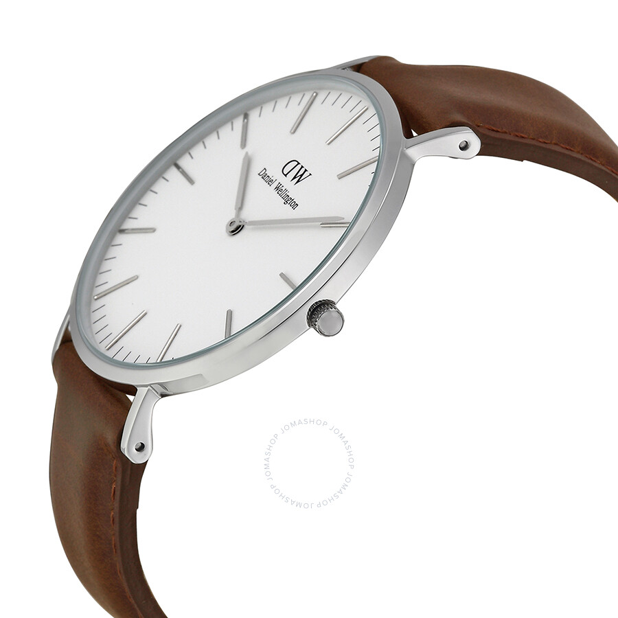 daniel wellington classic bristol white dial men s watch 0209dw daniel wellington classic bristol white dial men s watch 0209dw
