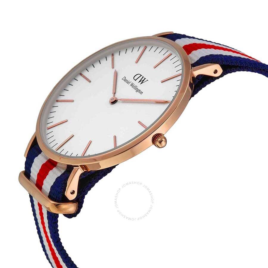 6f78f62b79bf8e Daniel Wellington Classic Canterbury White DialMen's Watch 0102DW Daniel  Wellington Classic Canterbury White DialMen's Watch 0102DW ...