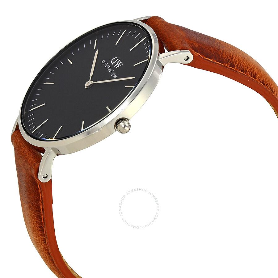 6fc570a7f1f0 ... Daniel Wellington Classic Durham Black Dial 36MM Watch DW00100144 ...