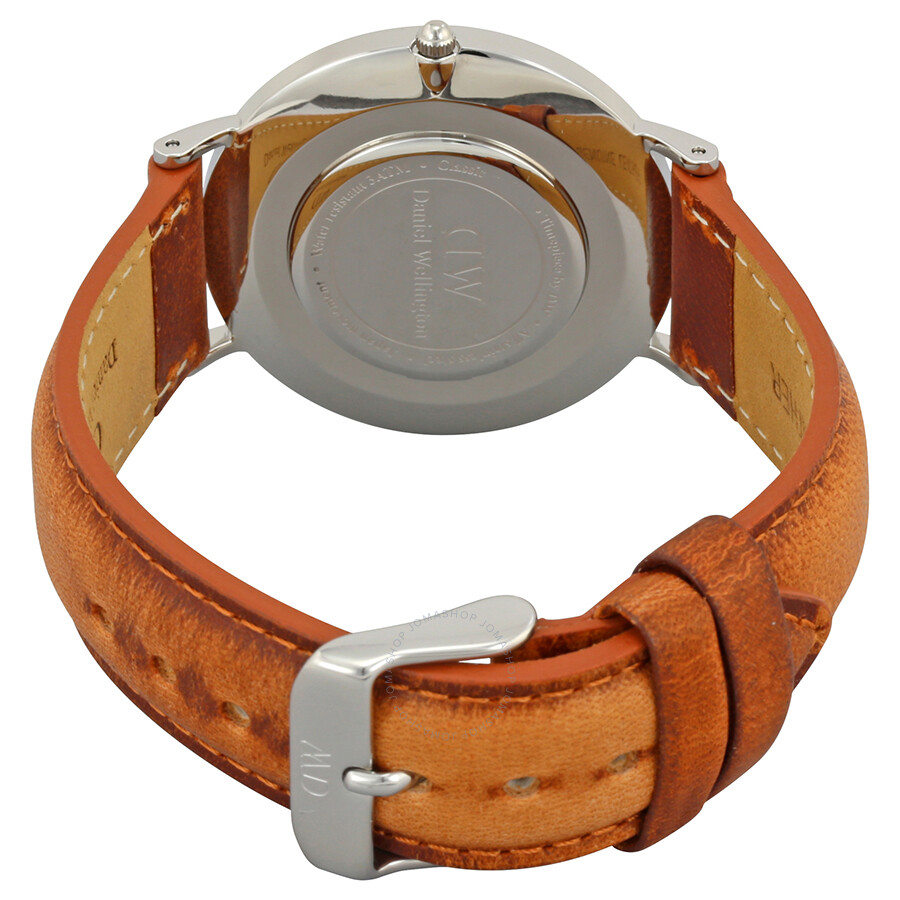 ce6f6e1e3c15 Daniel Wellington Classic Durham Black Dial 36MM Watch DW00100144 ...