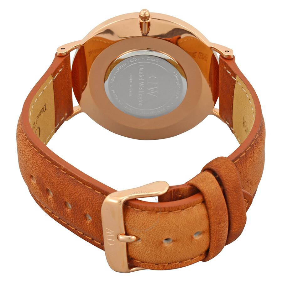 0cd175ebeb17 Daniel Wellington Classic Durham Black Dial 40 MM Watch DW00100126 ...