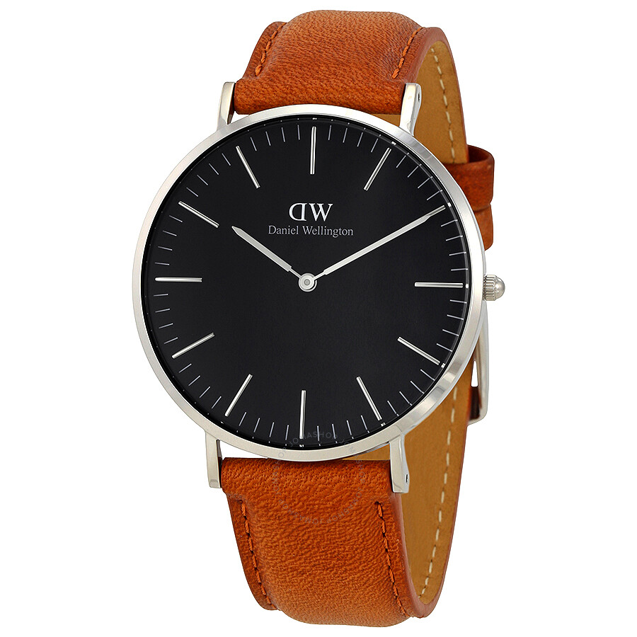 8bba3ac18 Daniel Wellington Classic Durham Black Dial 40 MM Watch DW00100132 ...