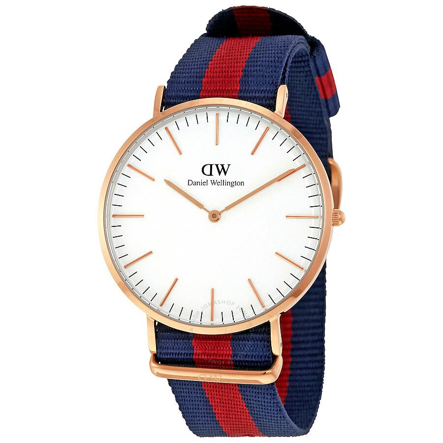 daniel wellington classic oxford eggshell white dial men 39 s watch 0101dw daniel wellington. Black Bedroom Furniture Sets. Home Design Ideas