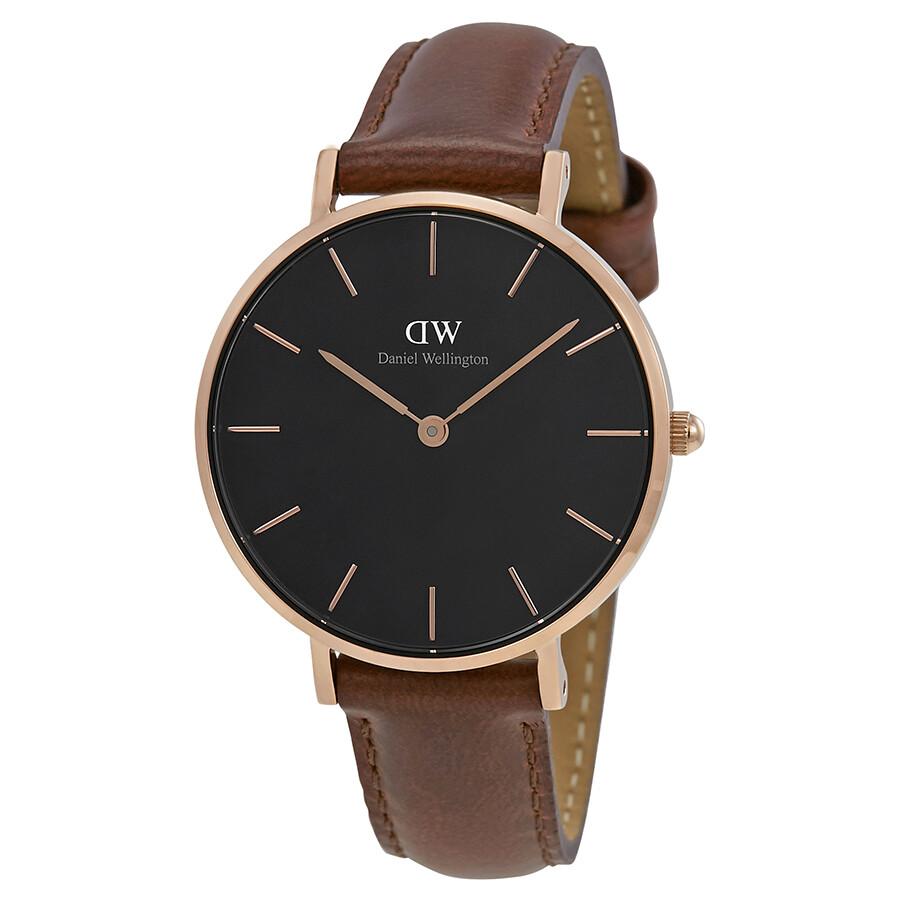 3a65fa96c36a3c Daniel Wellington Classic Petite St Mawes Ladies Watch DW00100169 ...