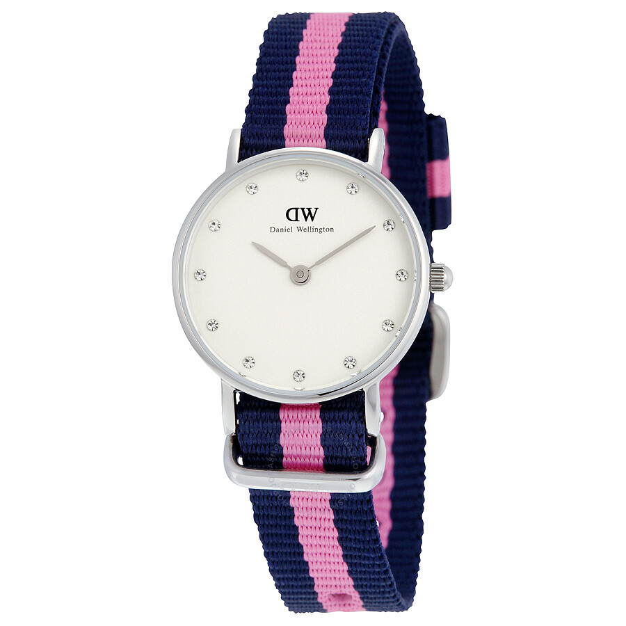 ba7717132da2 Daniel Wellington Classy Winchester White Dial Ladies Watch 0926DW ...