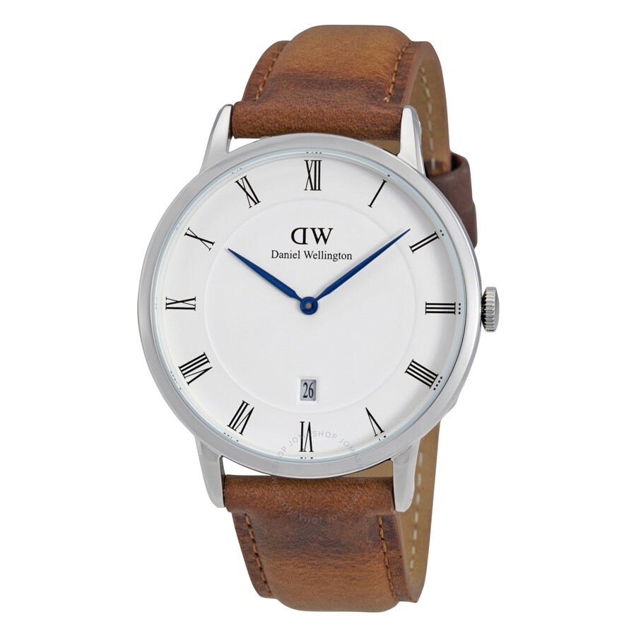 061e318a772d Daniel Wellington Dapper Durham White Dial Men s Watch DW00100116 ...