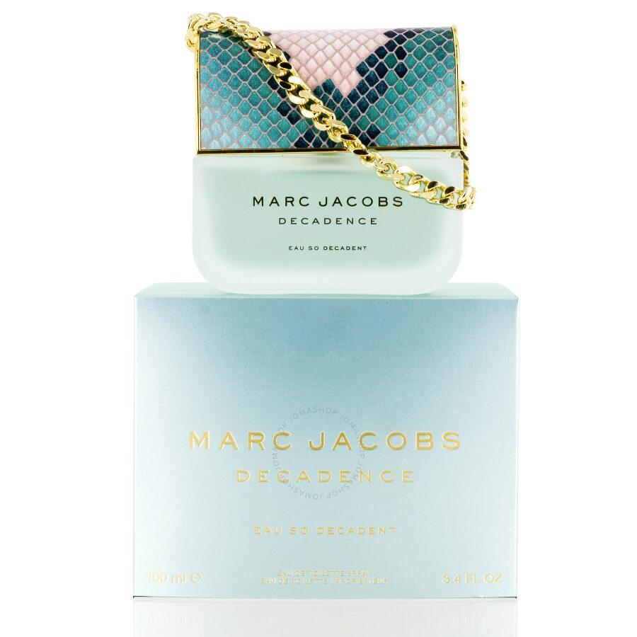 ce7f928f728d Marc Jacobs Decadence Eau So Decadent / Marc Jacobs EDT Spray 3.4 oz (100 ml)  (w) Item No. Marc Jacobs