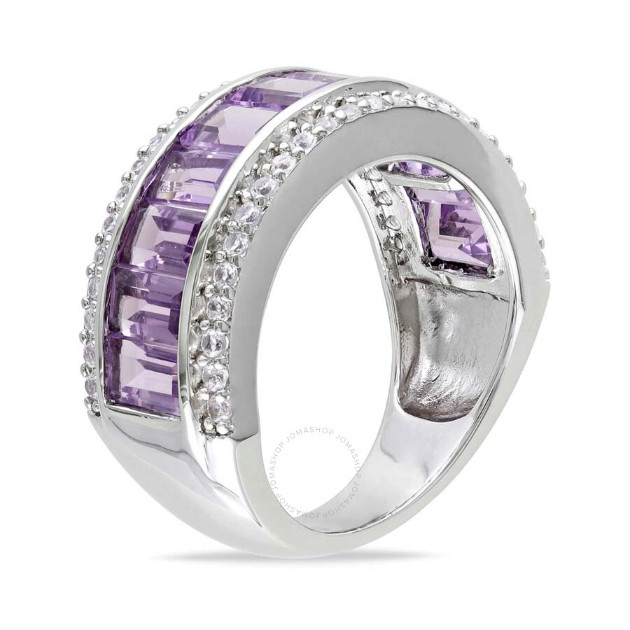 created ring white by products nodeform solitaire engagement sapphire lab bezel cushion dsc