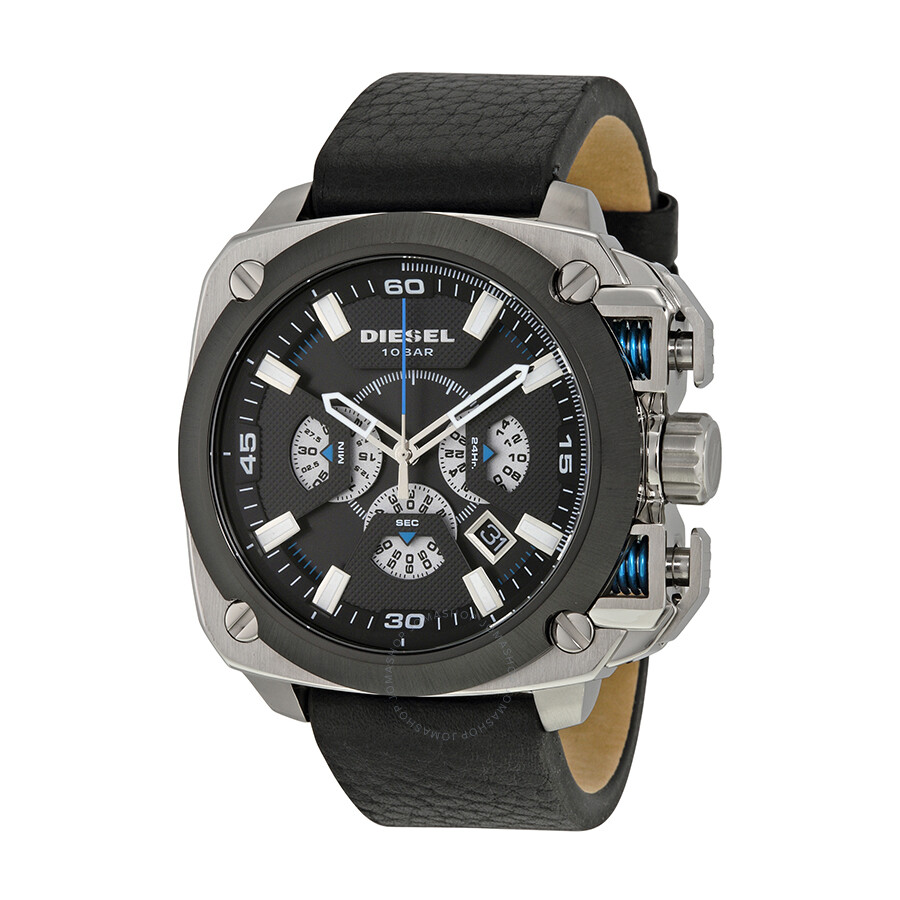 Diesel Watch Leather