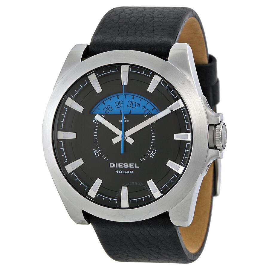 Men Black Watch
