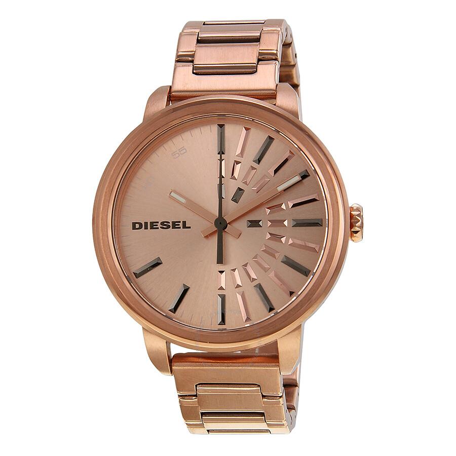 diesel gold tone dz5418