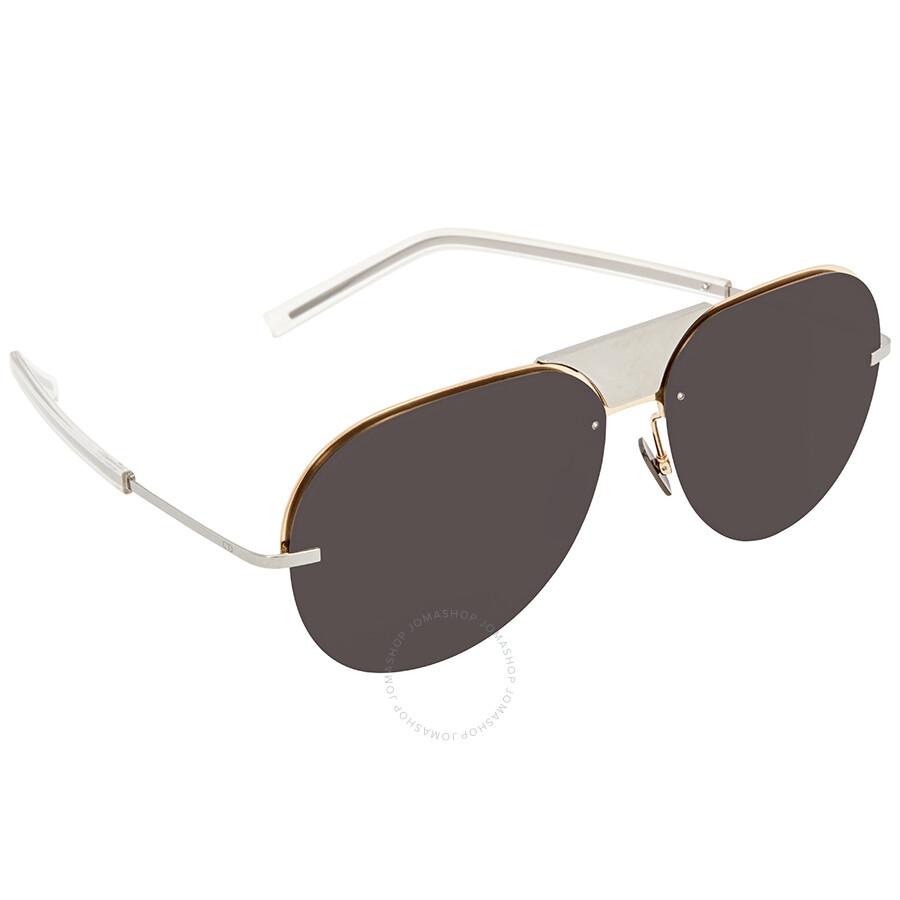 5a7d21ecb0e Dior Black Aviator Sunglasses DIOR SCALES1.0 S 0M1B - Dior ...