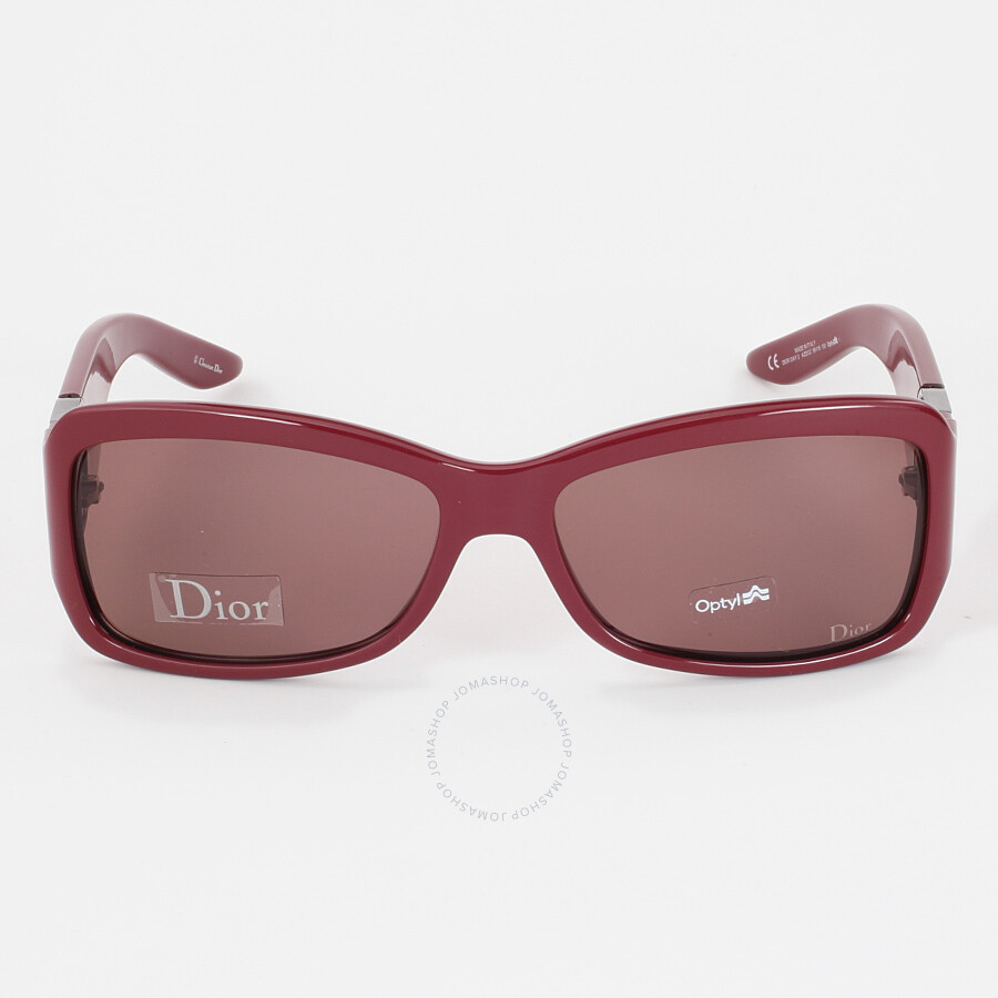 62a729984947 Dior Day 2 / S Burgundy Womens Sunglasses 0AZD OZ 56/15 130 Item No.  DAY2S-0AZD