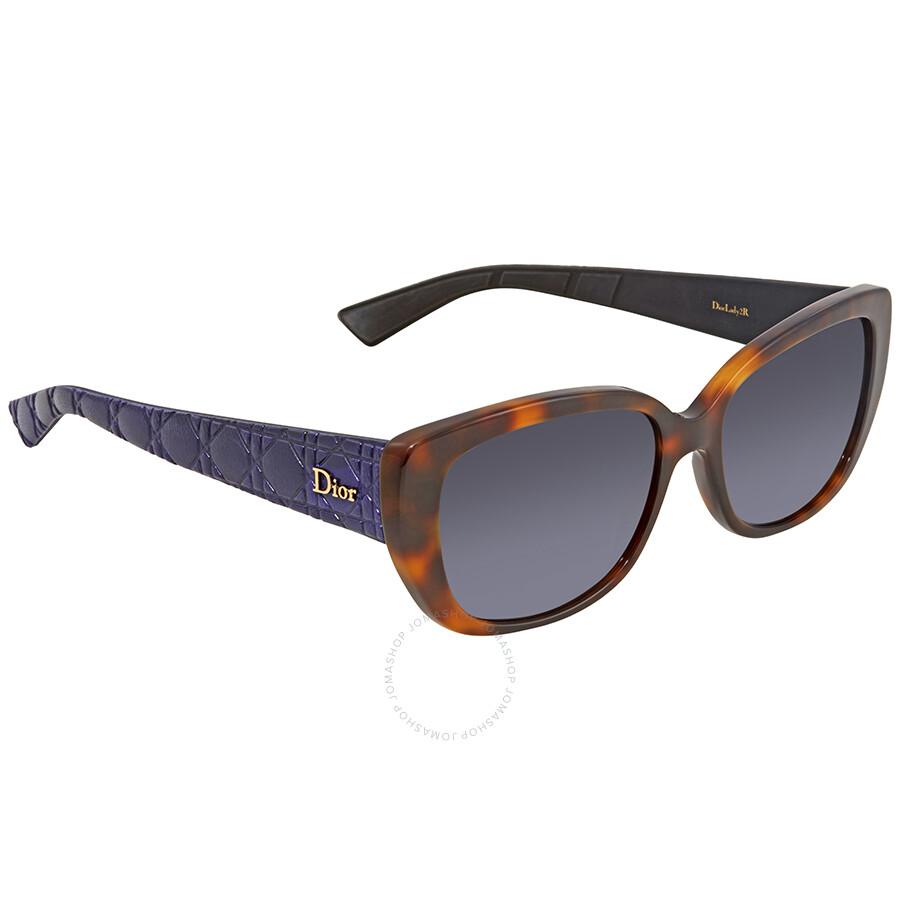 18db9f386874 Dior Grey Gradient Sunglasses DIOR LADY2 R S GRS Item No. DIOR LADY2 R S GRS