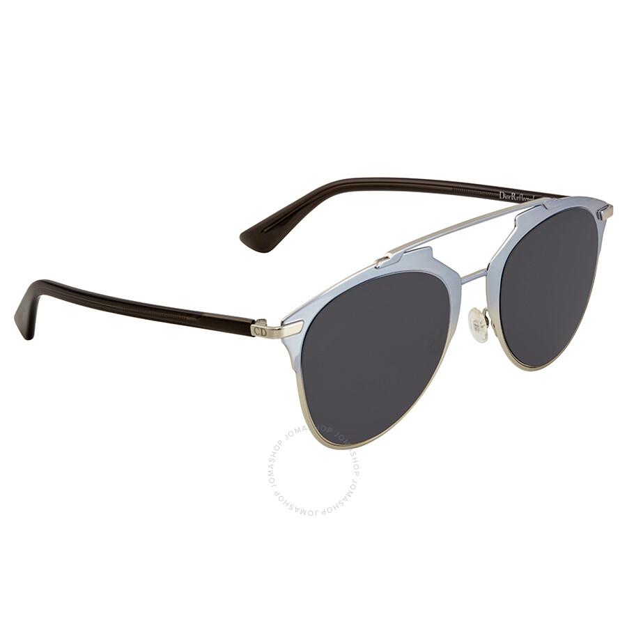 3658d179d246c0 Dior Grey Round Sunglasses DIOR REFLECTED S 0TK1 - Dior - Sunglasses ...