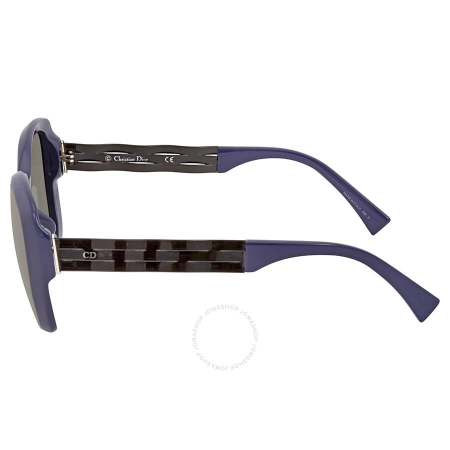 c8cc07d3991ca Dior Grey Sunglasses DIORRIBBON 1NF 0S5X - Dior - Sunglasses - Jomashop