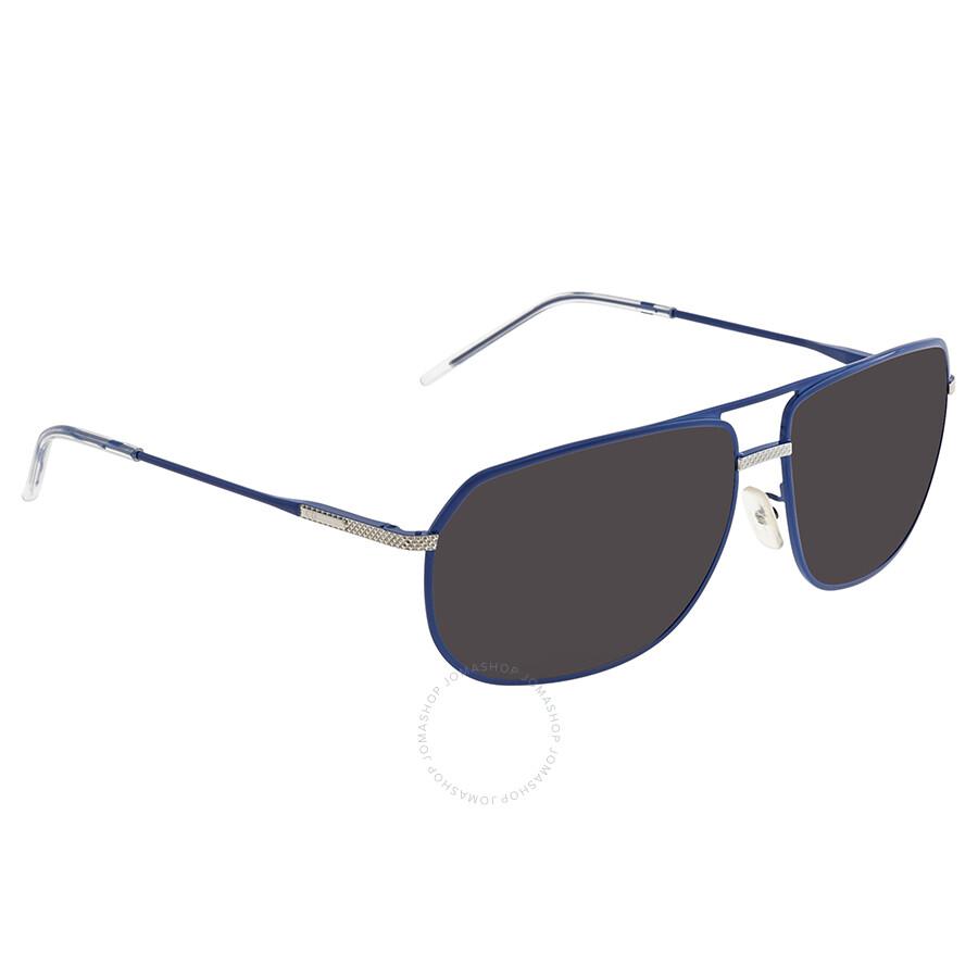965995f5d5 Dior Homme Dark Grey Aviator Men s Sunglasses DIOR0184FS C81 52 ...