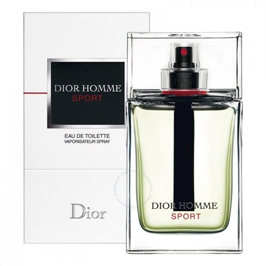 98464667 Dior Homme Sport by Christian Dior EDT Spray 4.2 oz (125 ml) (m)