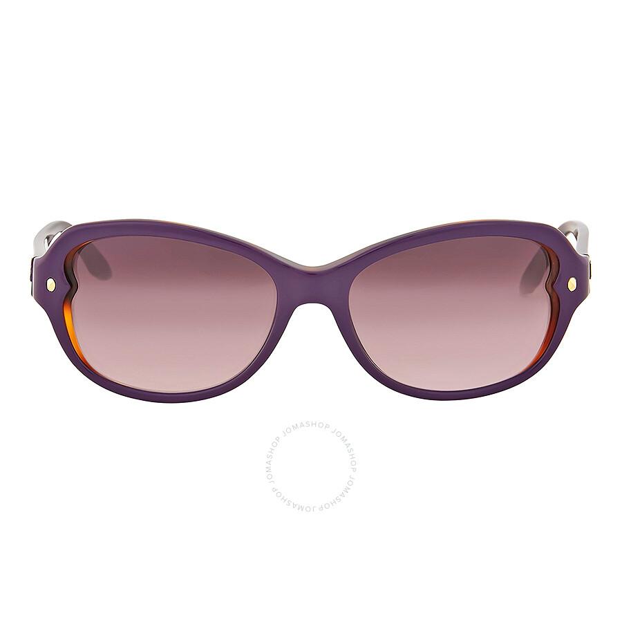abcbb9d2e3c Dior Pondichery Violet Gradient Cat Eye Sunglasses DIORPONDICHERY2-XLV ...