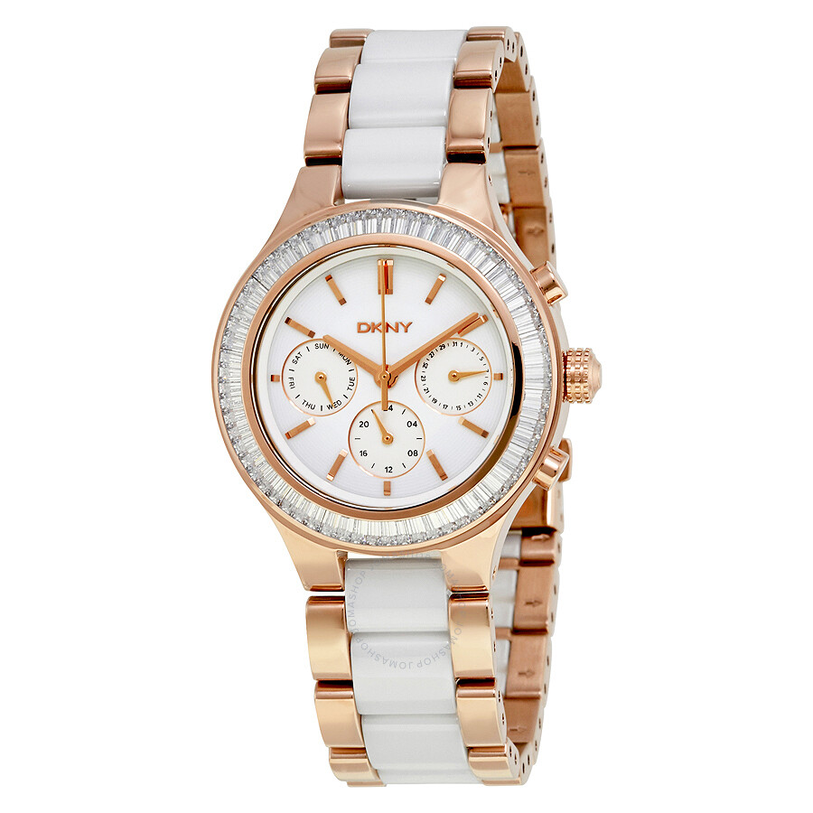 dkny chambers ladies watch ny2498 dkny watches jomashop