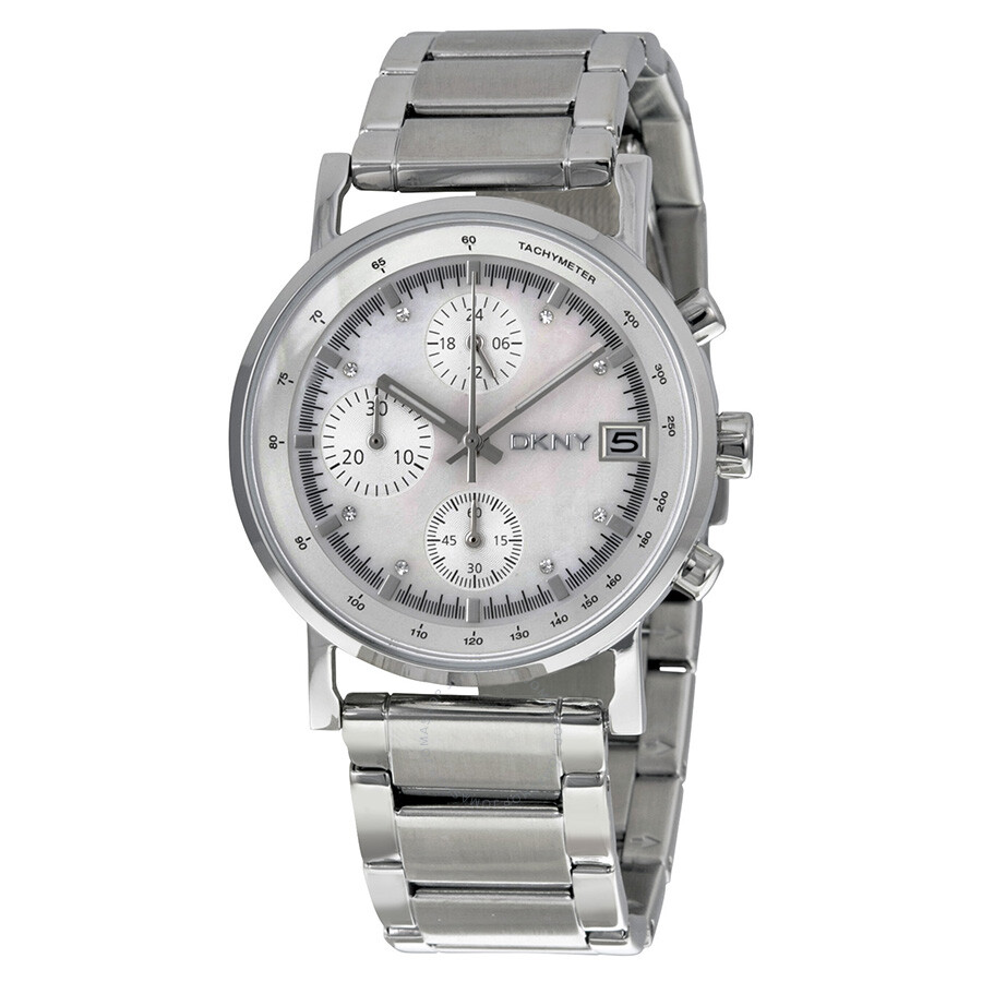 Dkny dress chronograph ladies watch ny4331 dkny watches jomashop for Dkny watches