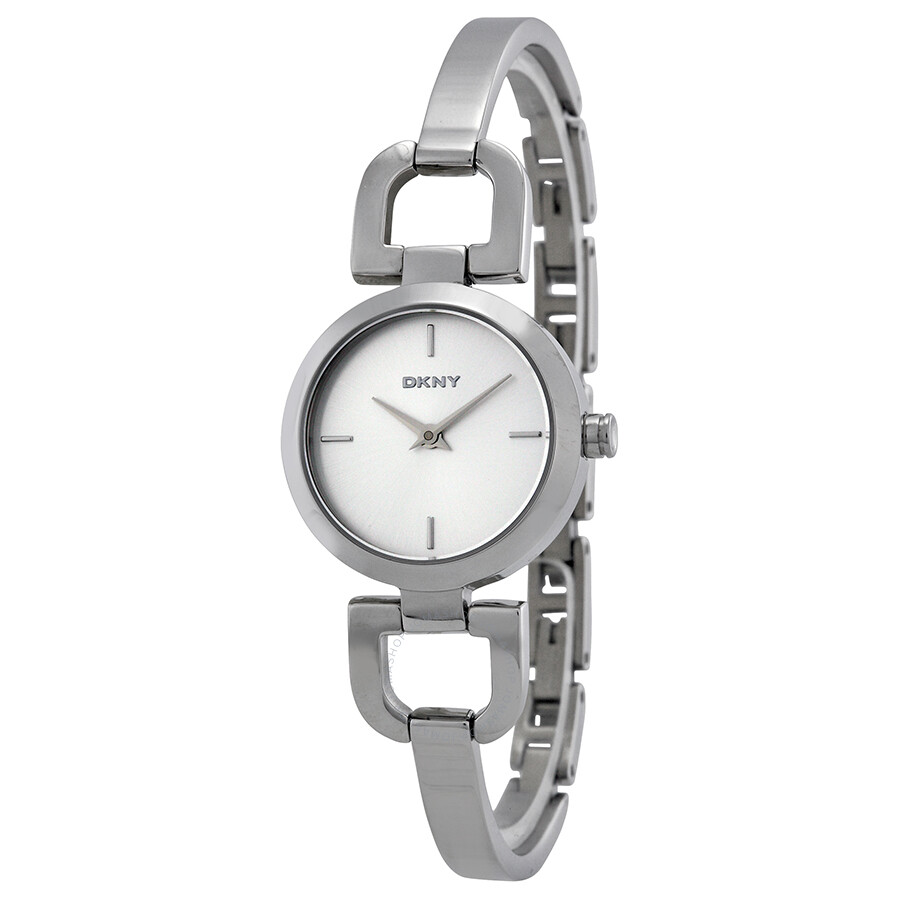 b5e02db6143 DKNY Silver Dial Stainless Steel Ladies Watch NY8540 - DKNY ...