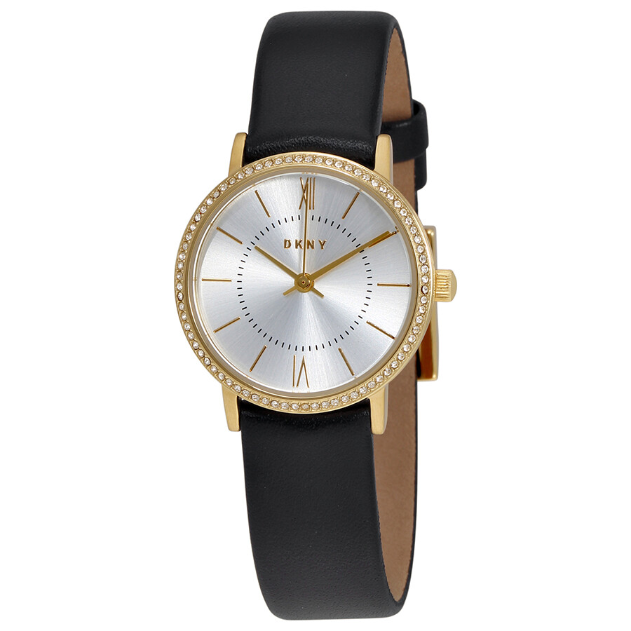 DKNY Willoughby Silver Dial Ladies Watch NY2552 ...