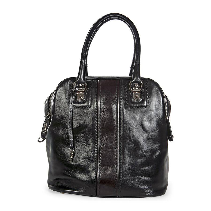 Dolce Gabbana Black Leather Handbag Handbags Joma. Dolce And Gabbana Black  Leather Wristlet Clutch Nextprev Prevnext 4c02b49d9091c