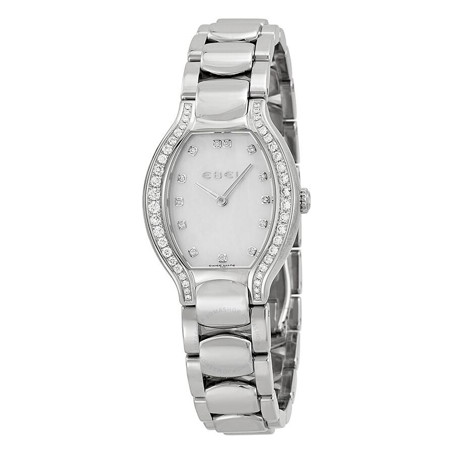 Ebel Beluga Diamond Watch