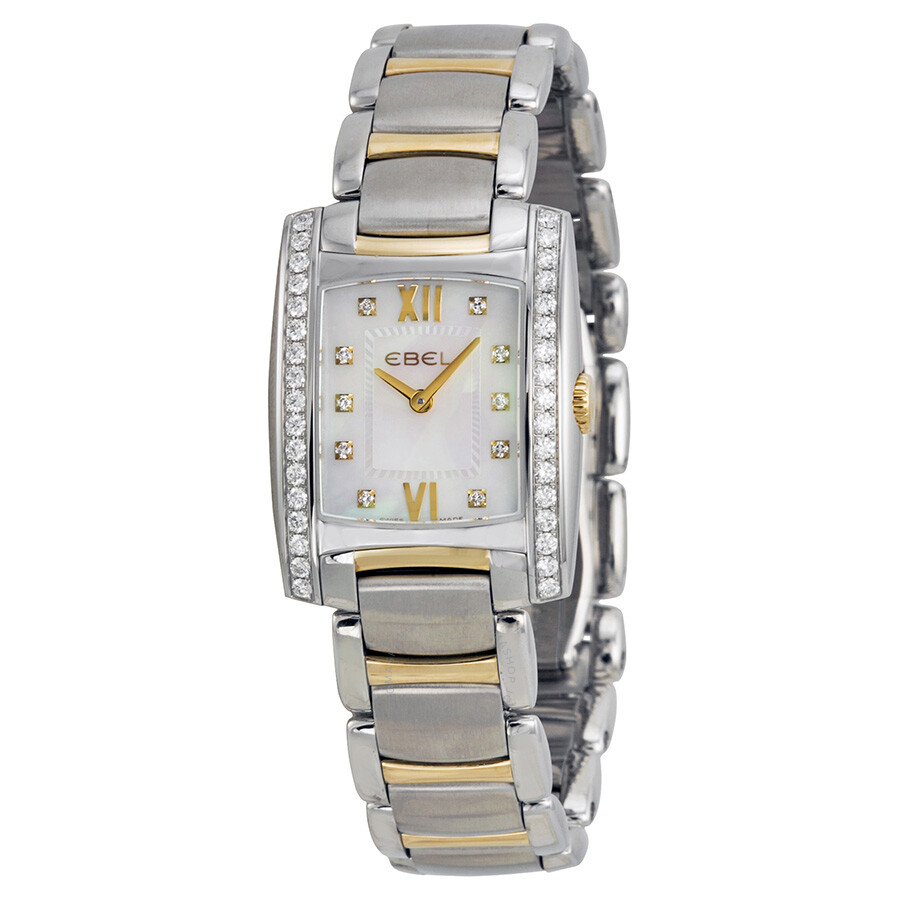 Ebel Brasilia Diamond Watch