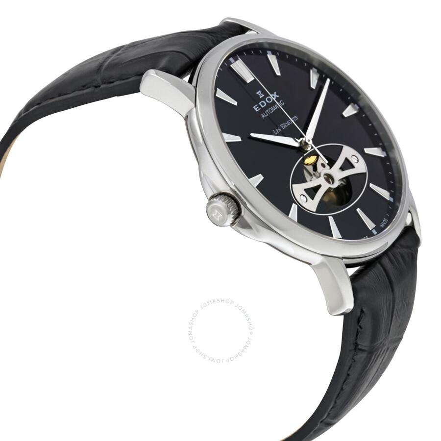 Edox Les Bemonts Automatic Men s Watch 85021 3 NIN - Edox - Watches ... b1bbb461257