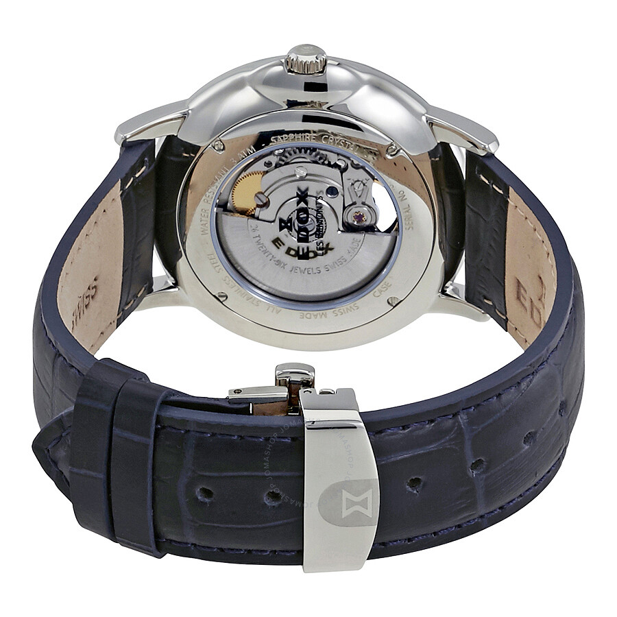 Edox Les Bemonts Automatic Men s Watch 85021 3 BUIN - Edox - Watches ... 5ce2c09097a