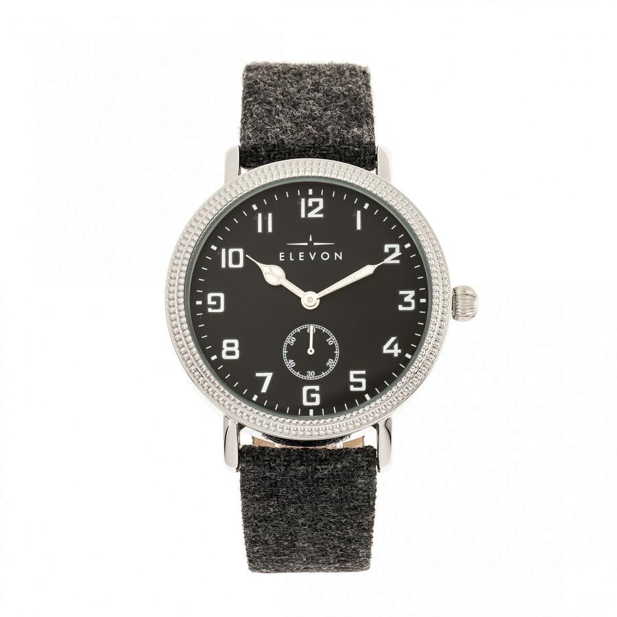9de4e642f Elevon Northrop Black Dial Men's Watch ELE110-2 - Elevon - Watches ...