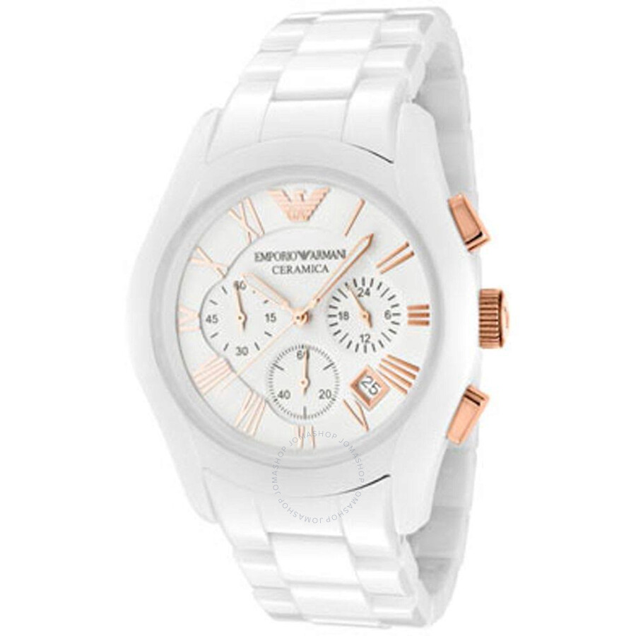 Ceramic Armani Watch White Reversadermcreamcom
