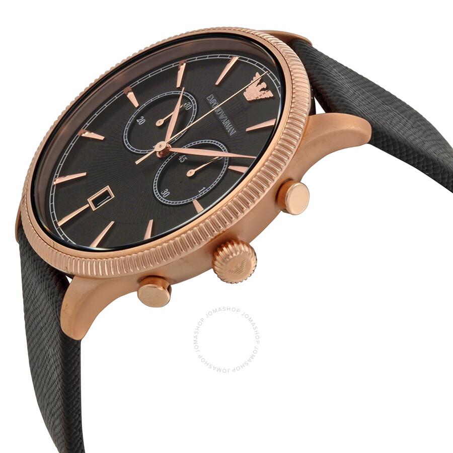 Emporio Armani - кварцевые часы: отзывы, цена, где купить