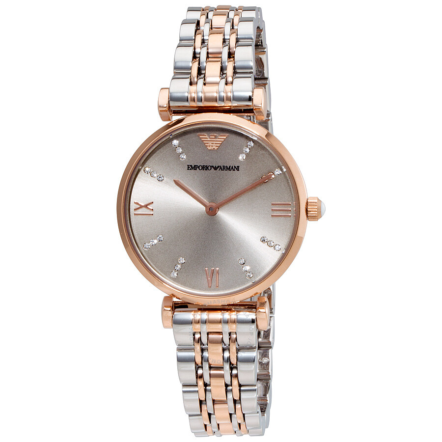 Emporio Armani Ladies Watches Ebay